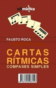 Juego Cartas Ritmicas Compases Simples