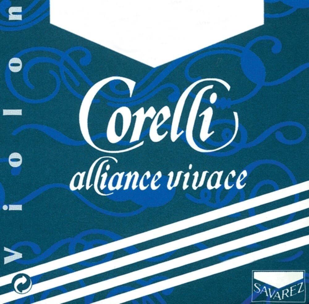 Cuerda 1ª Mi Violín Corelli Alliance