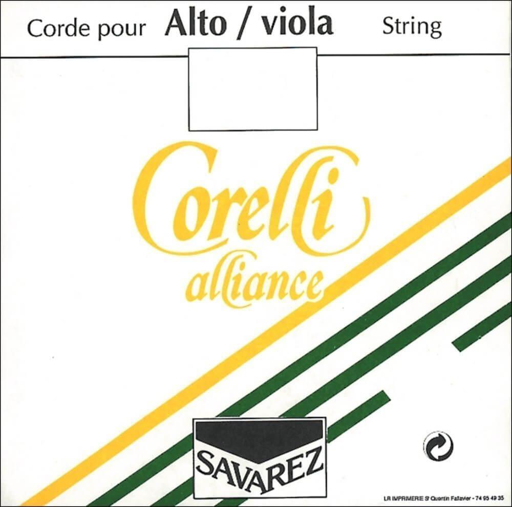 Cuerda 2ª Re Viola Corelli Alliance