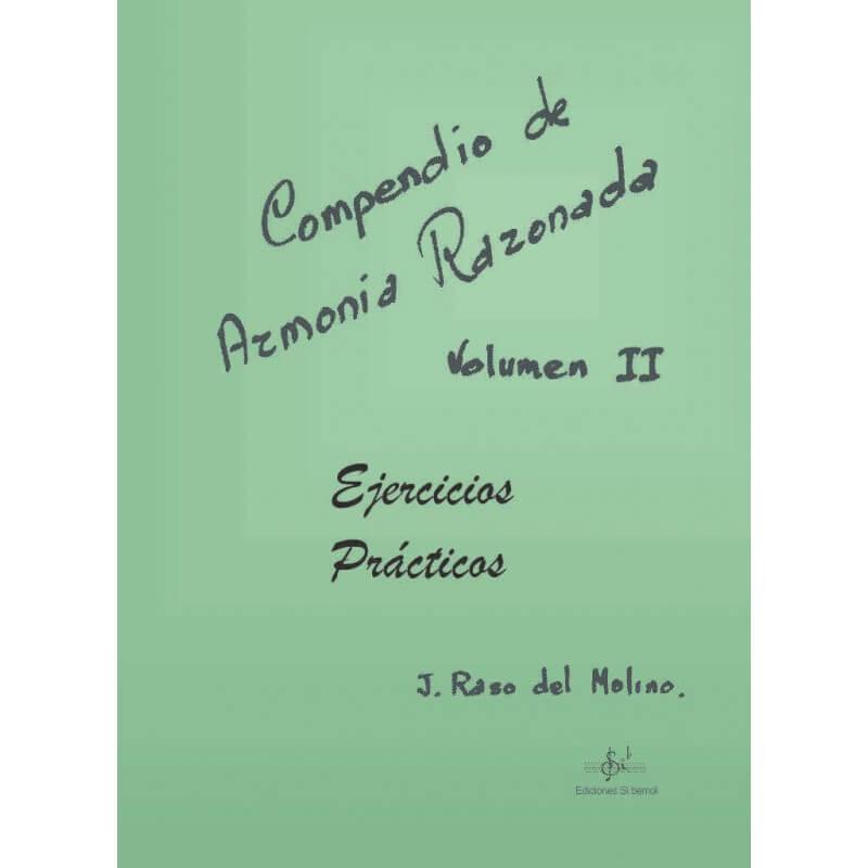 Compendio De Armonía Razonada Vol.2 Ejercicios Prácticos