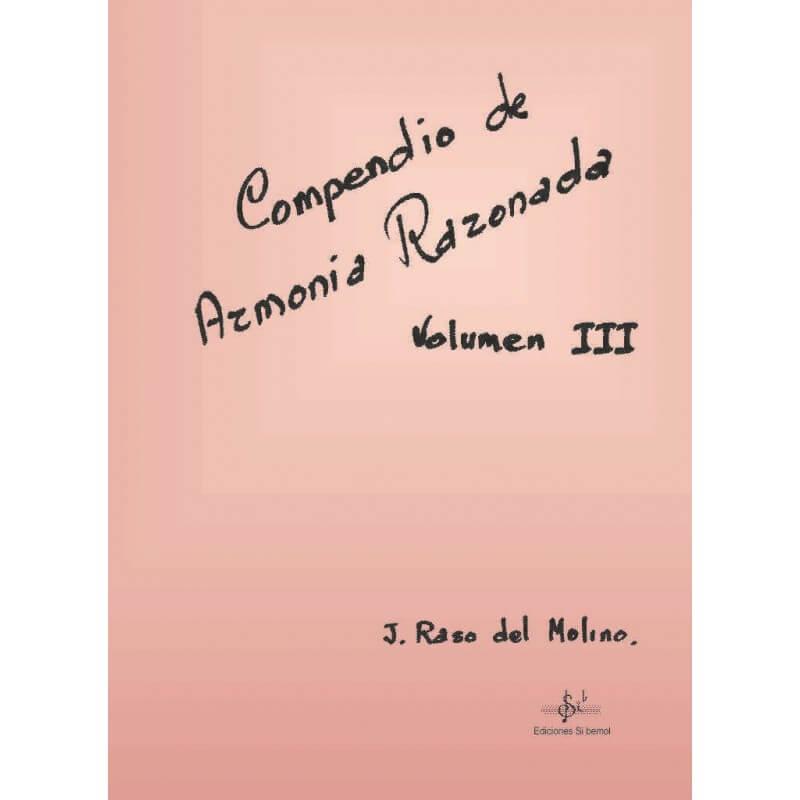 Compendio De Armonía Razonada Vol.3