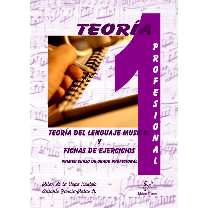 Teoria Del Lenguaje Musical  1º E. Profesional Onieva