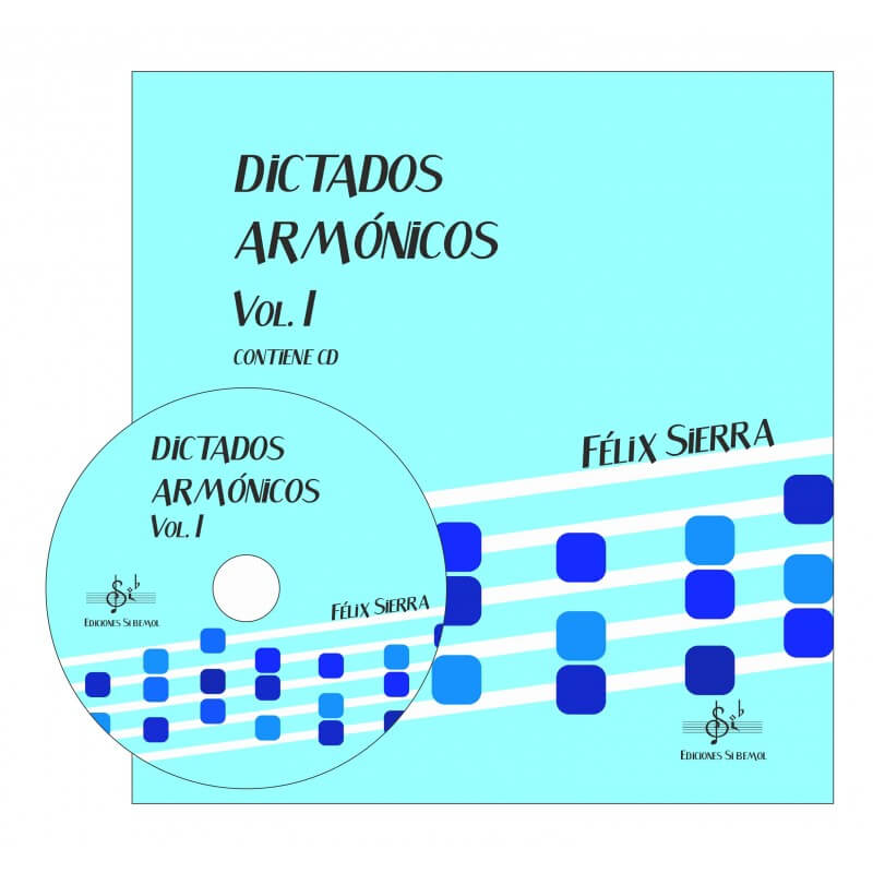 Dictados Armonicos Vol.1 +Cd Alumno