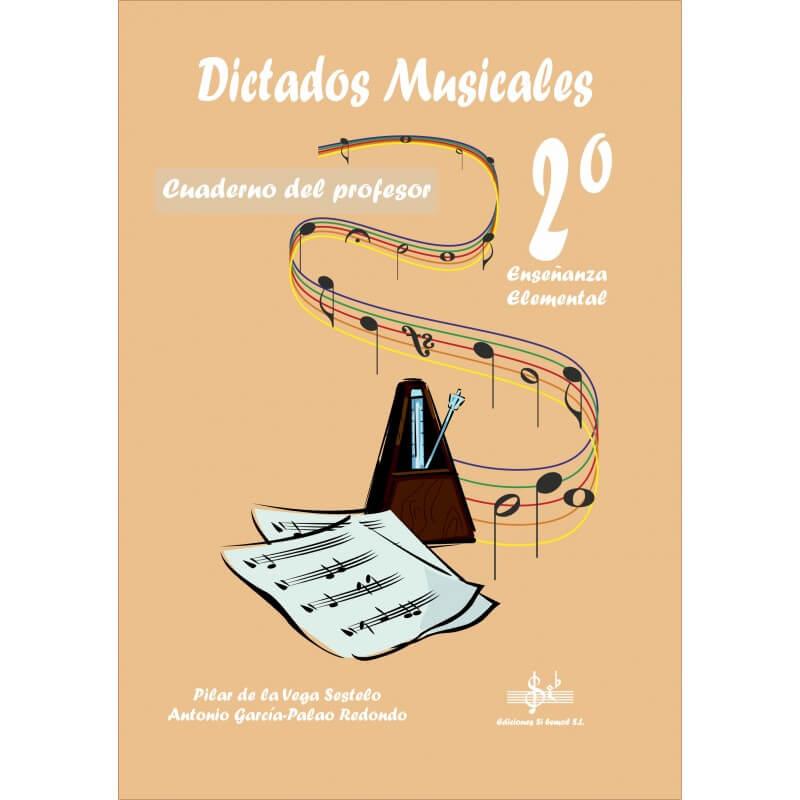 Dictados Musicales 2º Enseñanzas profesionales. Profesor