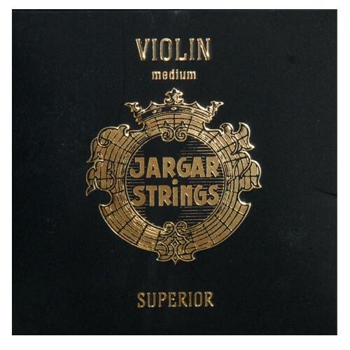 Jgo.Cuerdas Violín Jargar Superior