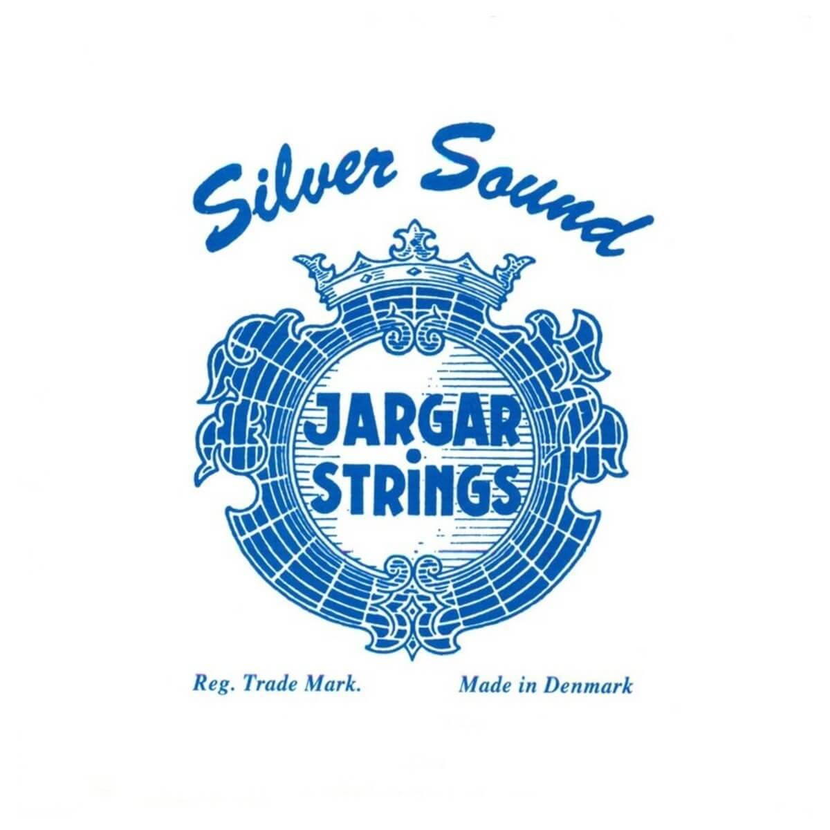 Juego cuerdas Violoncello Jargar Classic. Sol y Do Plata