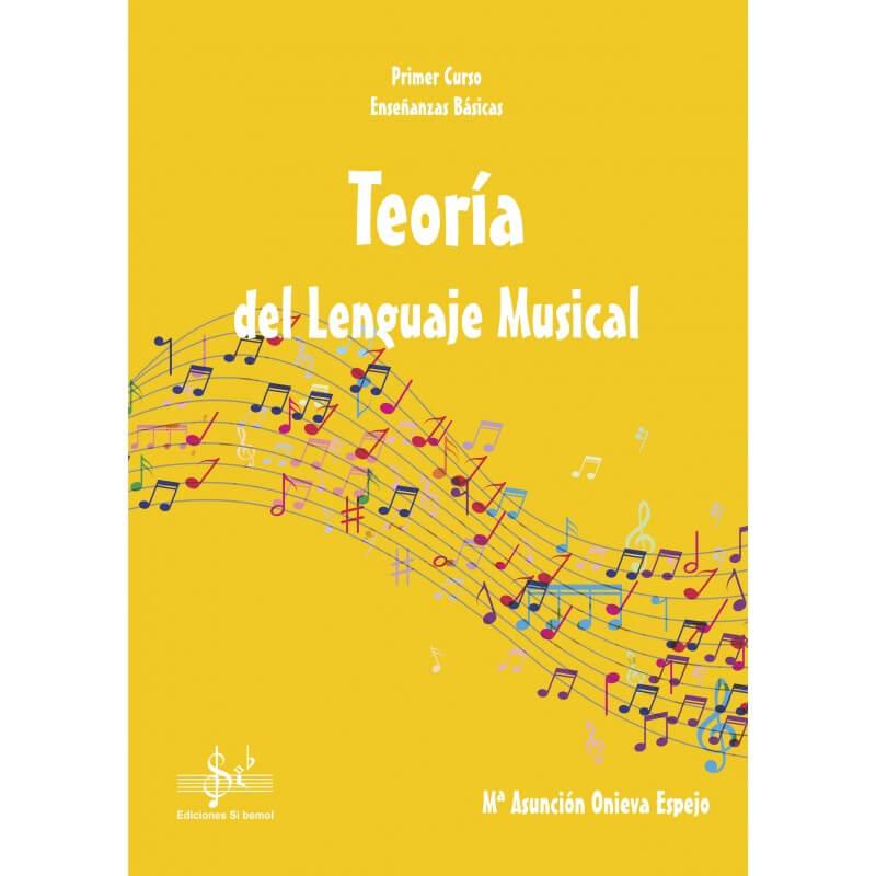 Teoria Del Lenguaje Musical  1º Enseñanzas Básicas