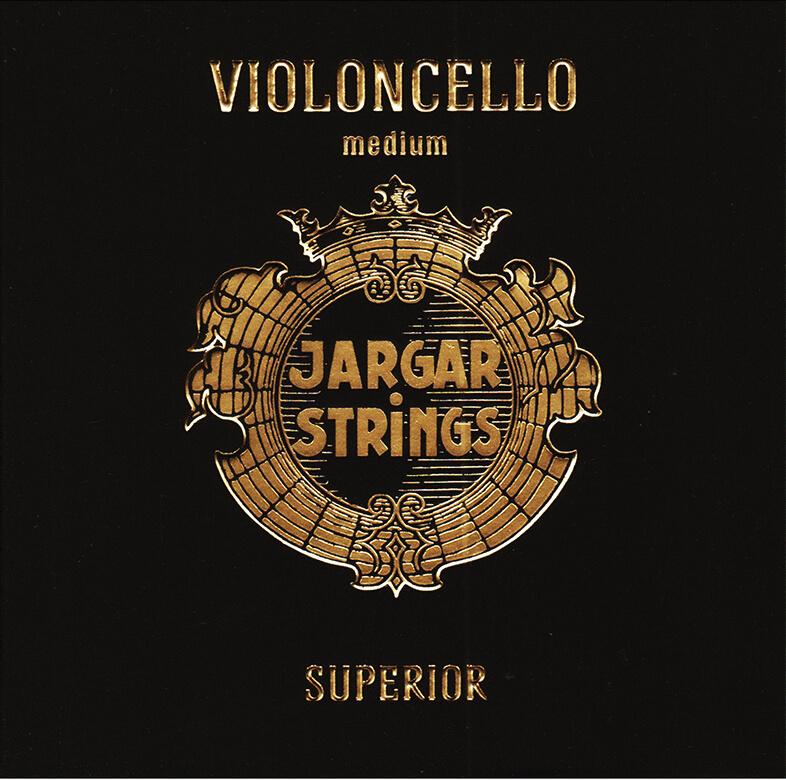 Juego Cuerdas Violoncello Jargar Superior