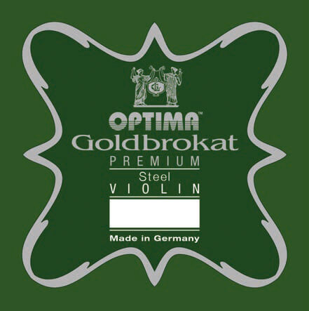 Cuerda 1ª Mi Violín Optima Goldbrokat Premium 1051
