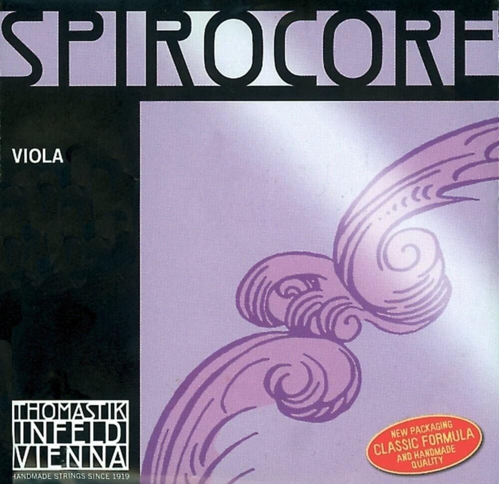 Juego Cuerdas Viola Thomastik Spirocore