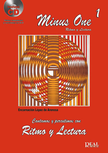 Ritmo y lectura Minus One 1 +CD