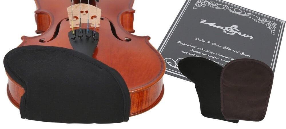Vaagun (Cubierta Barbada) Violín/Viola 4/4 (L) Microfibra