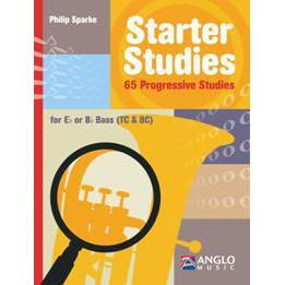 Starter Studies. Instrumentos en Mib/Sib. Sparke