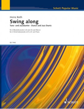 Swing along. Dance and Jazz duets