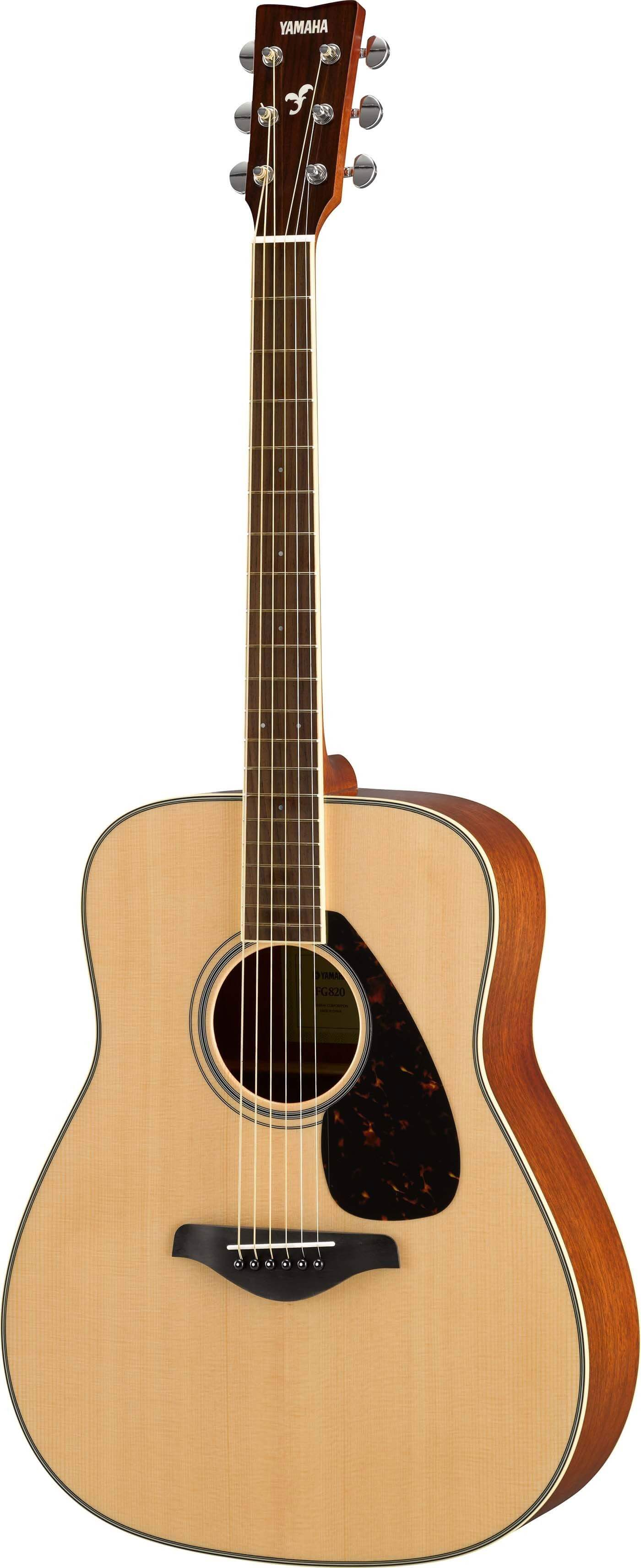 Guitarra Acústica Yamaha FG820