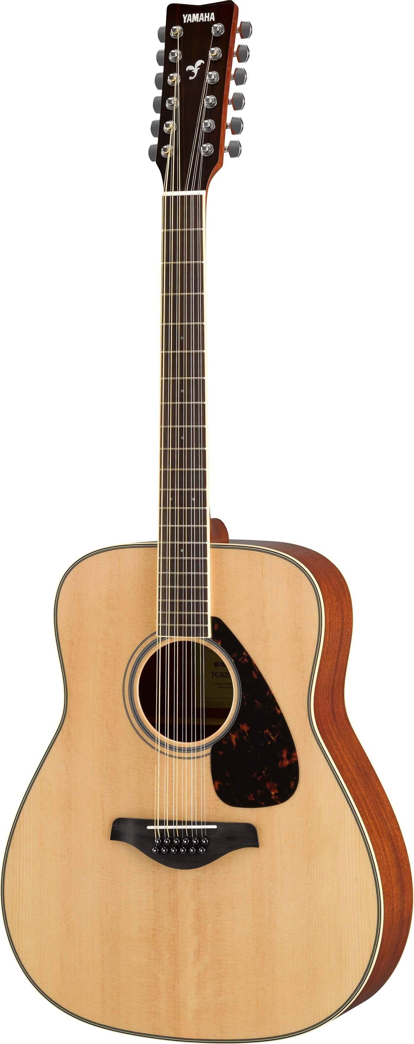 Guitarra Acústica Yamaha FG820 12 Cuerdas Natural