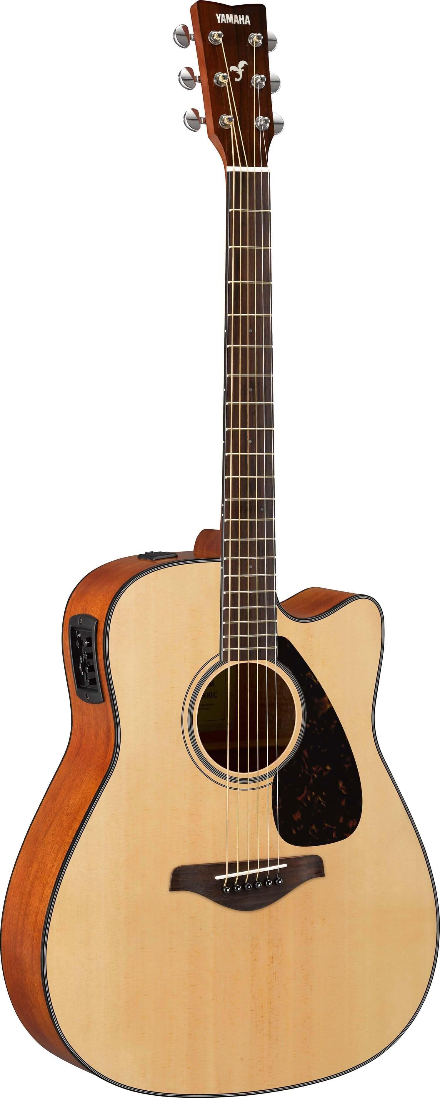 Guitarra Acústica Yamaha FGX800C