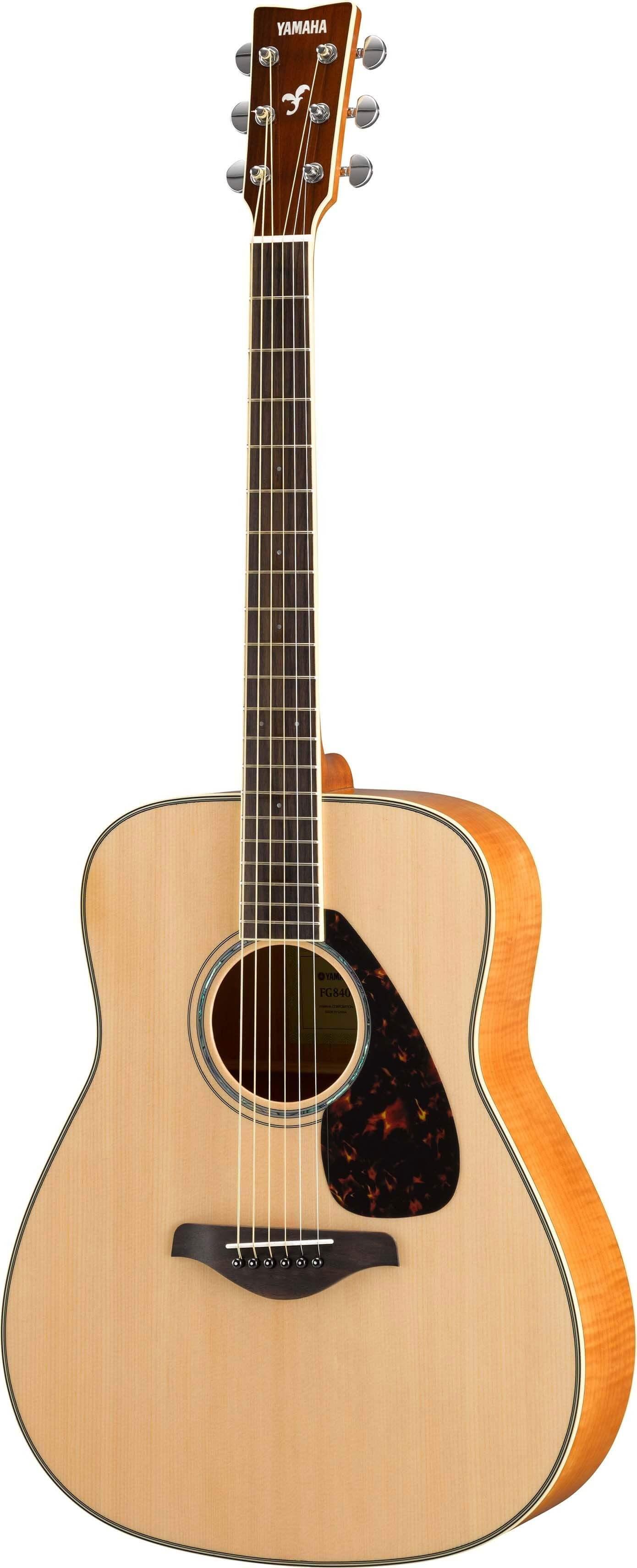 Guitarra Acústica Yamaha FG840 Natural