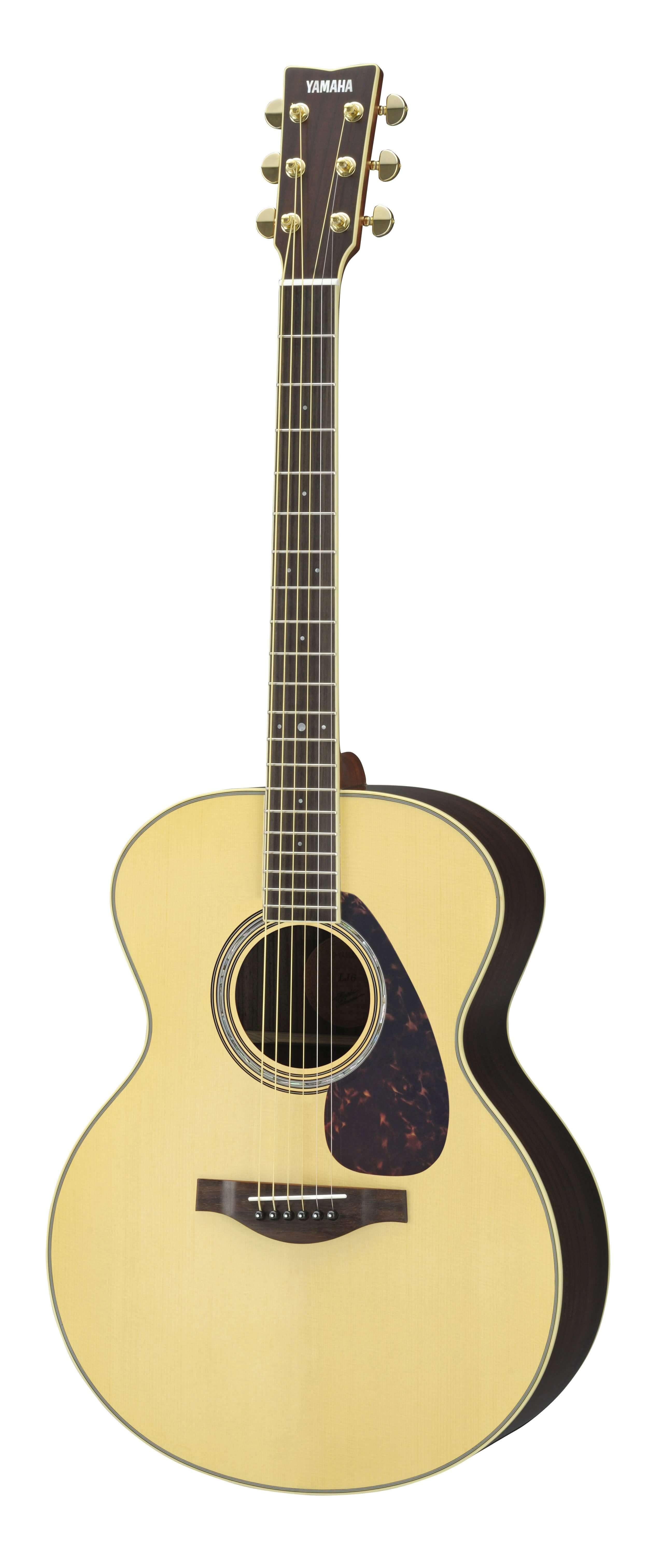 Guitarra Acústica Yamaha LJ6 ARE