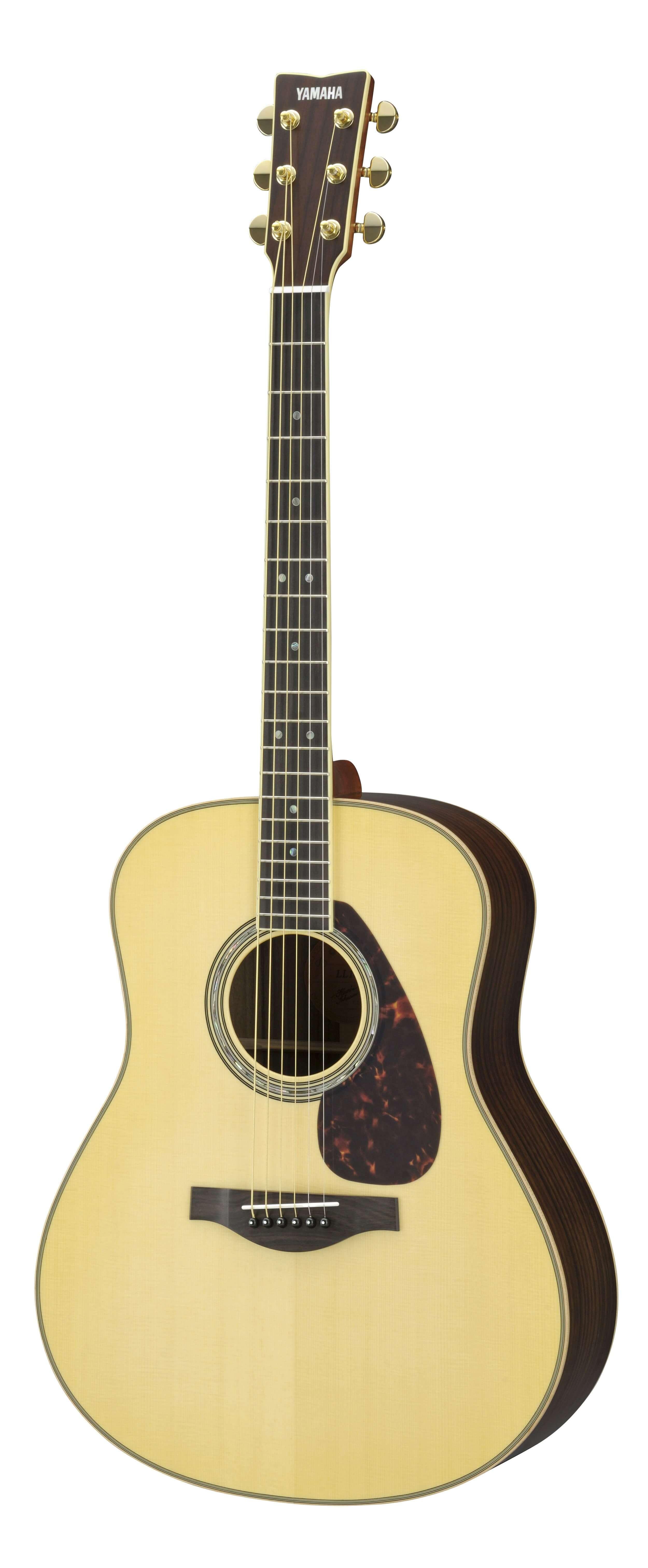 Guitarra Acústica Yamaha LL16 ARE