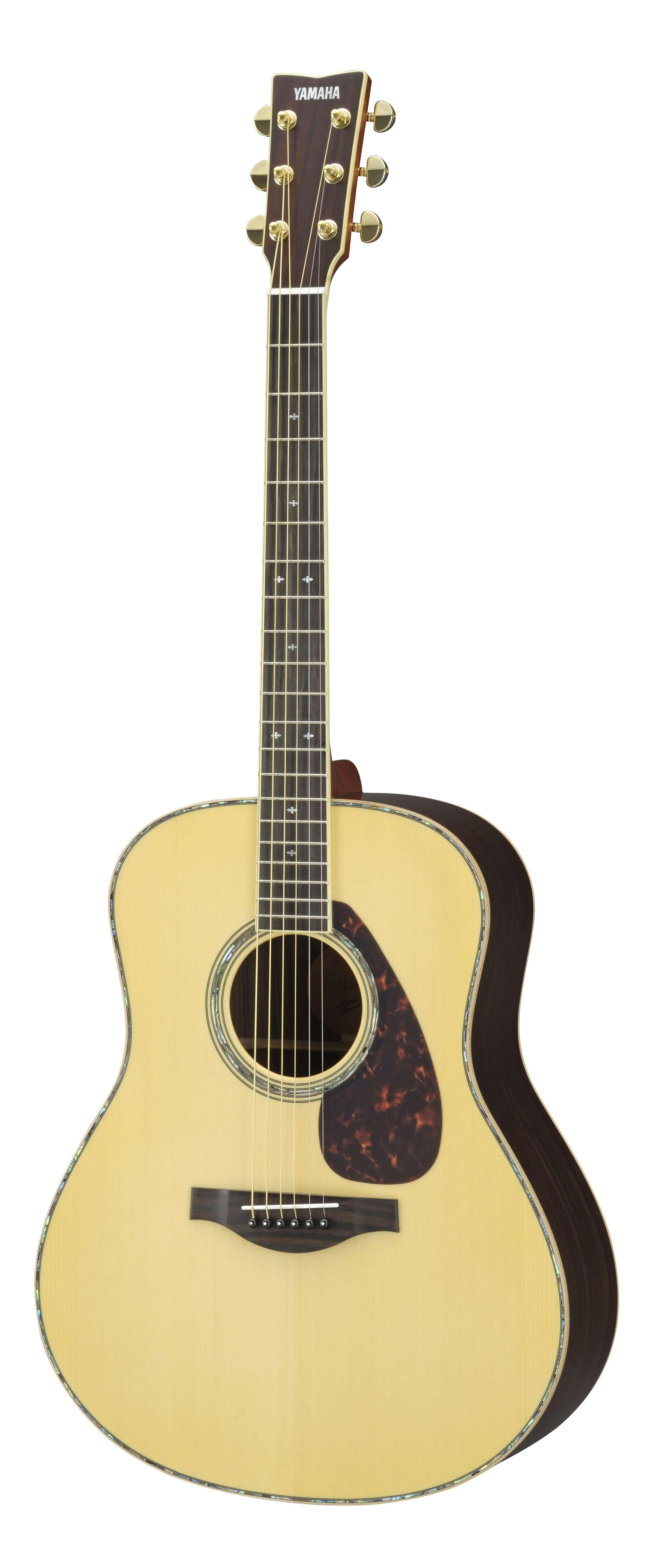 Guitarra Acústica Yamaha Ll16D Are