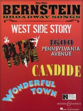 Bernstein Broadway Songs