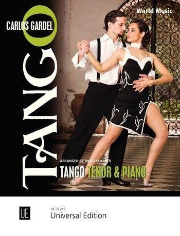 Tango Tenor for tenor and piano