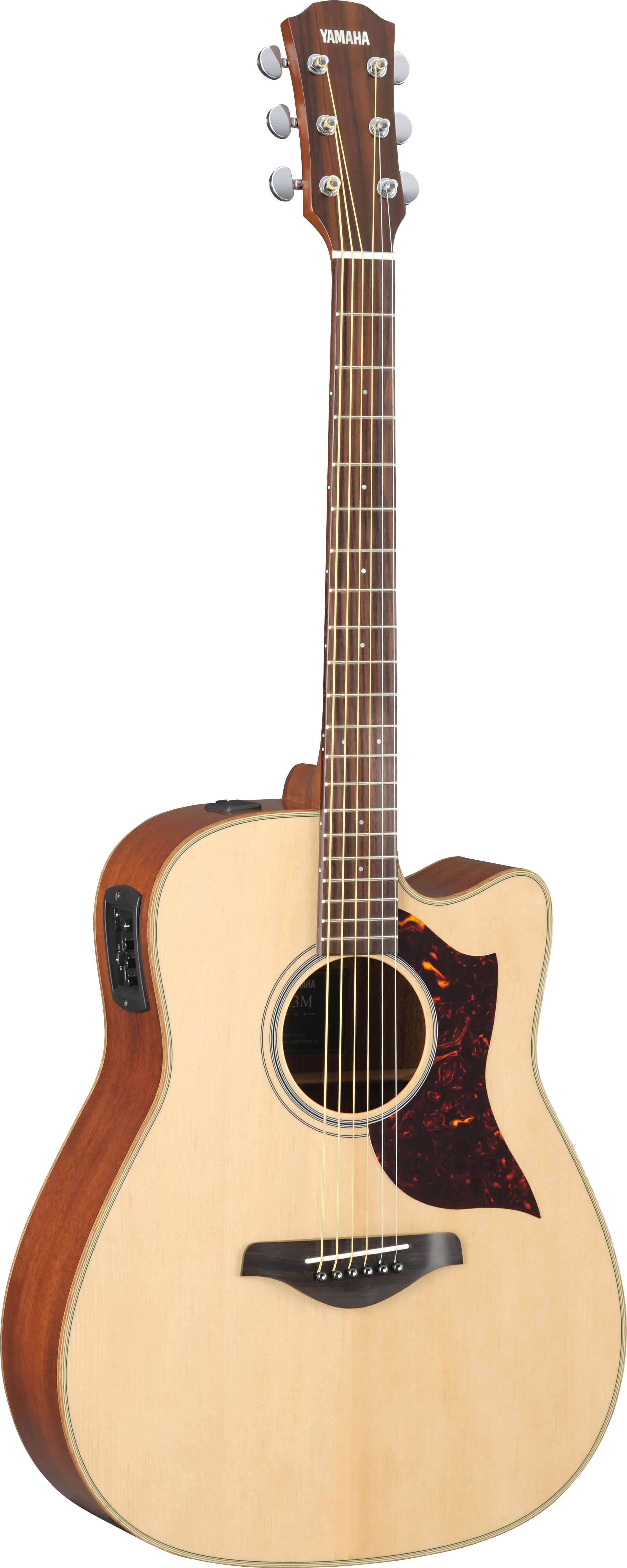 Guitarra Electroacústica Yamaha A1M II