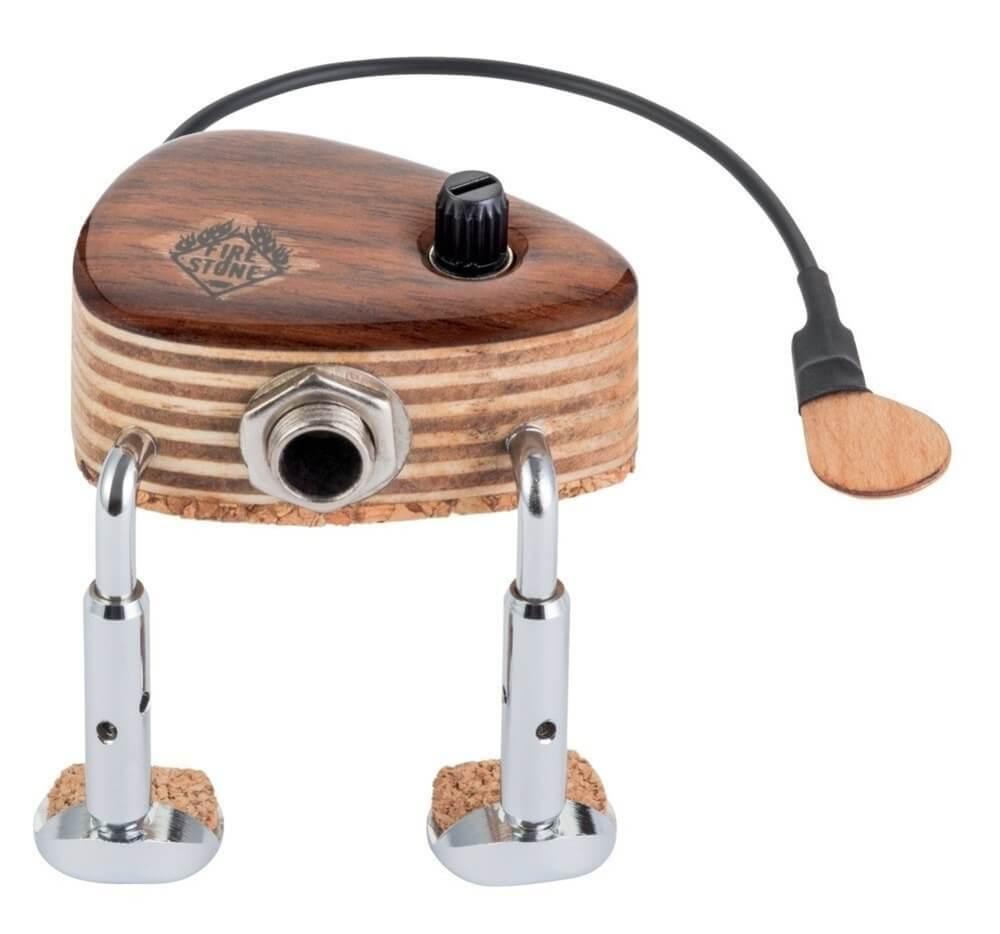 Pastilla Acústica para violín Fire&Stone VV-2
