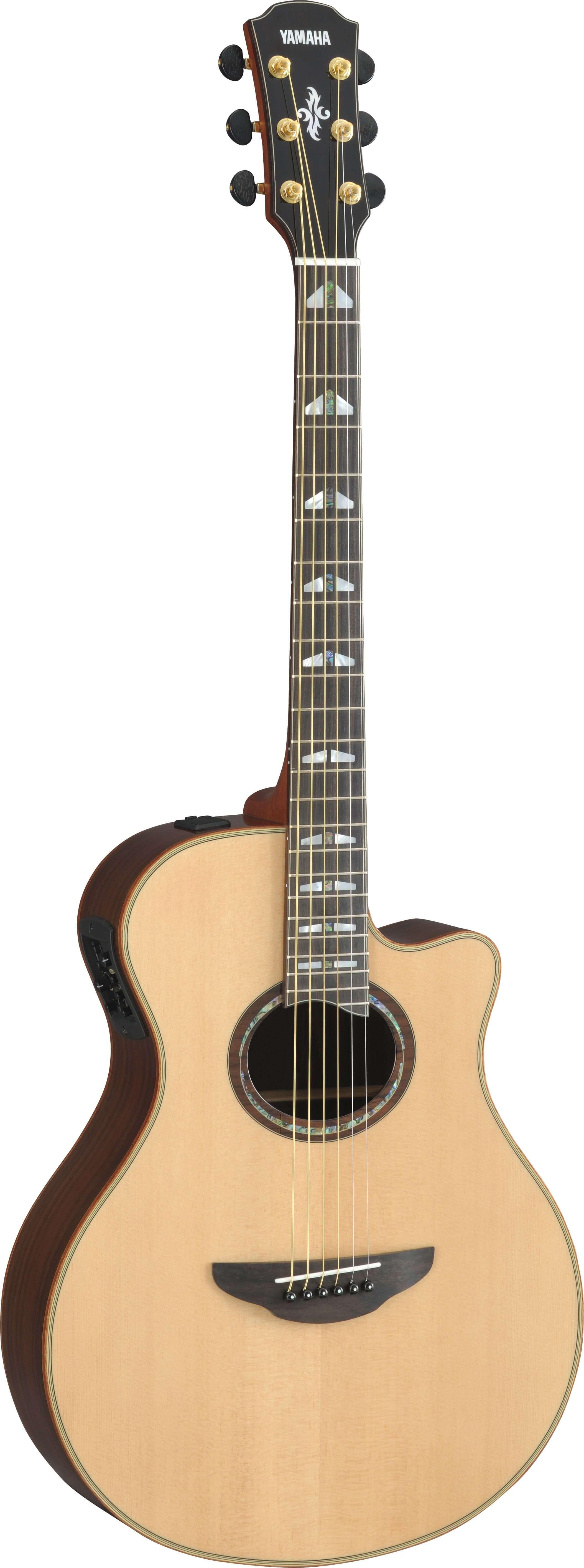 Guitarra Electroacústica Yamaha APX1200II