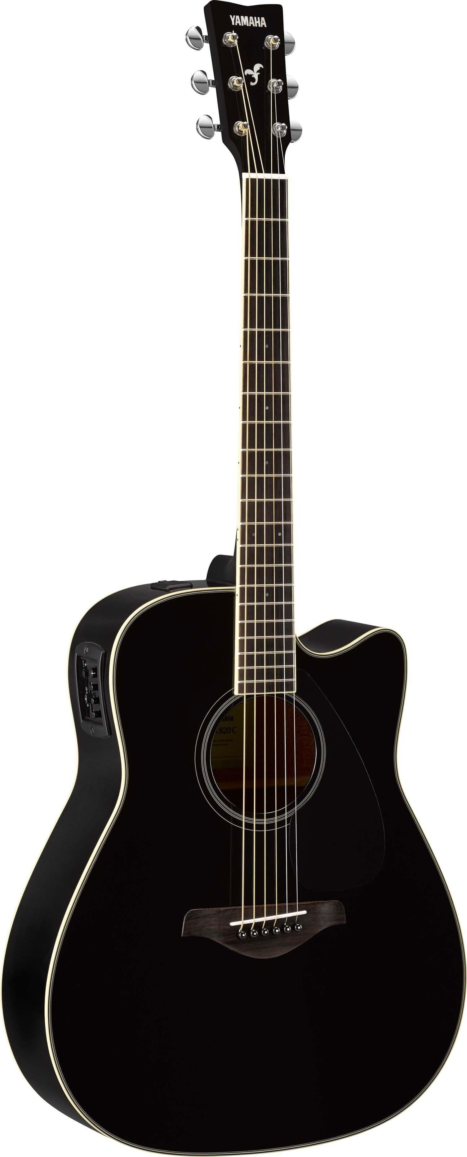 Guitarra Acústica Yamaha FSX820C