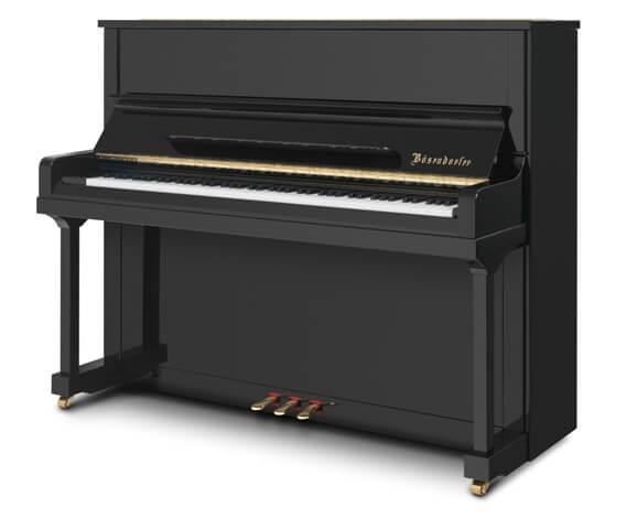 Piano Vertical Boesendorfer 120S