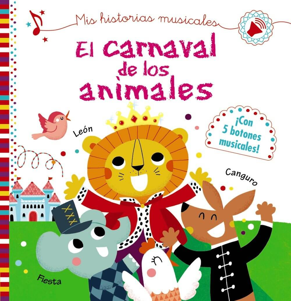 Mis Historias Musicales: Carnaval de los animales