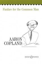 Fanfare for the Common Man (1942) Score+Part Copland