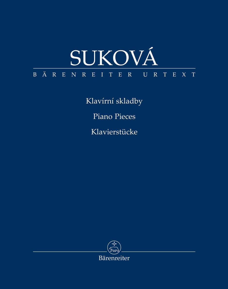 Piano Pieces Suková