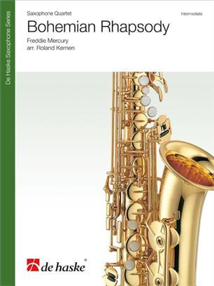 Bohemian Rhapsody Saxophone Quartet
