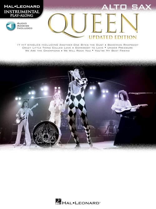Queen - Updated edition. Saxofón Alto