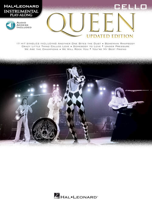 Queen - Updated edition. Violoncello