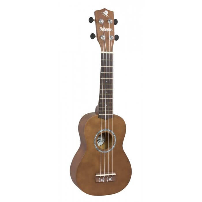 Ukelele Octopus Soprano UK-200NT Natural