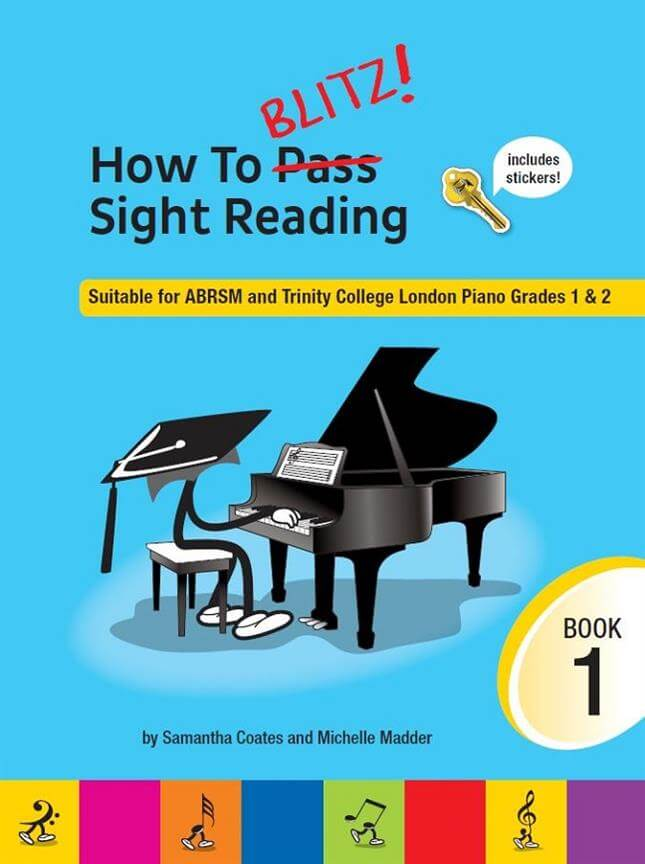 How To Blitz! Sight Reading. Book 1