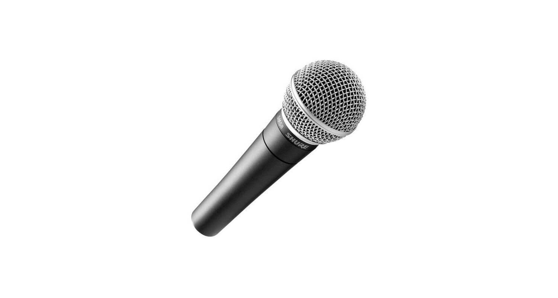 Micrófonos y accesorios