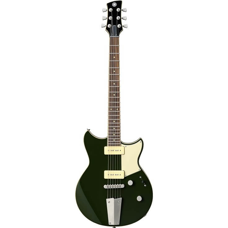 Guitarra Eléctrica Yamaha Rs502T Bowden Green