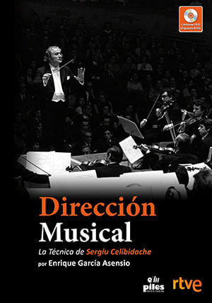 Dirección Musical DVD.La Técnica de Sergiu Celibidache