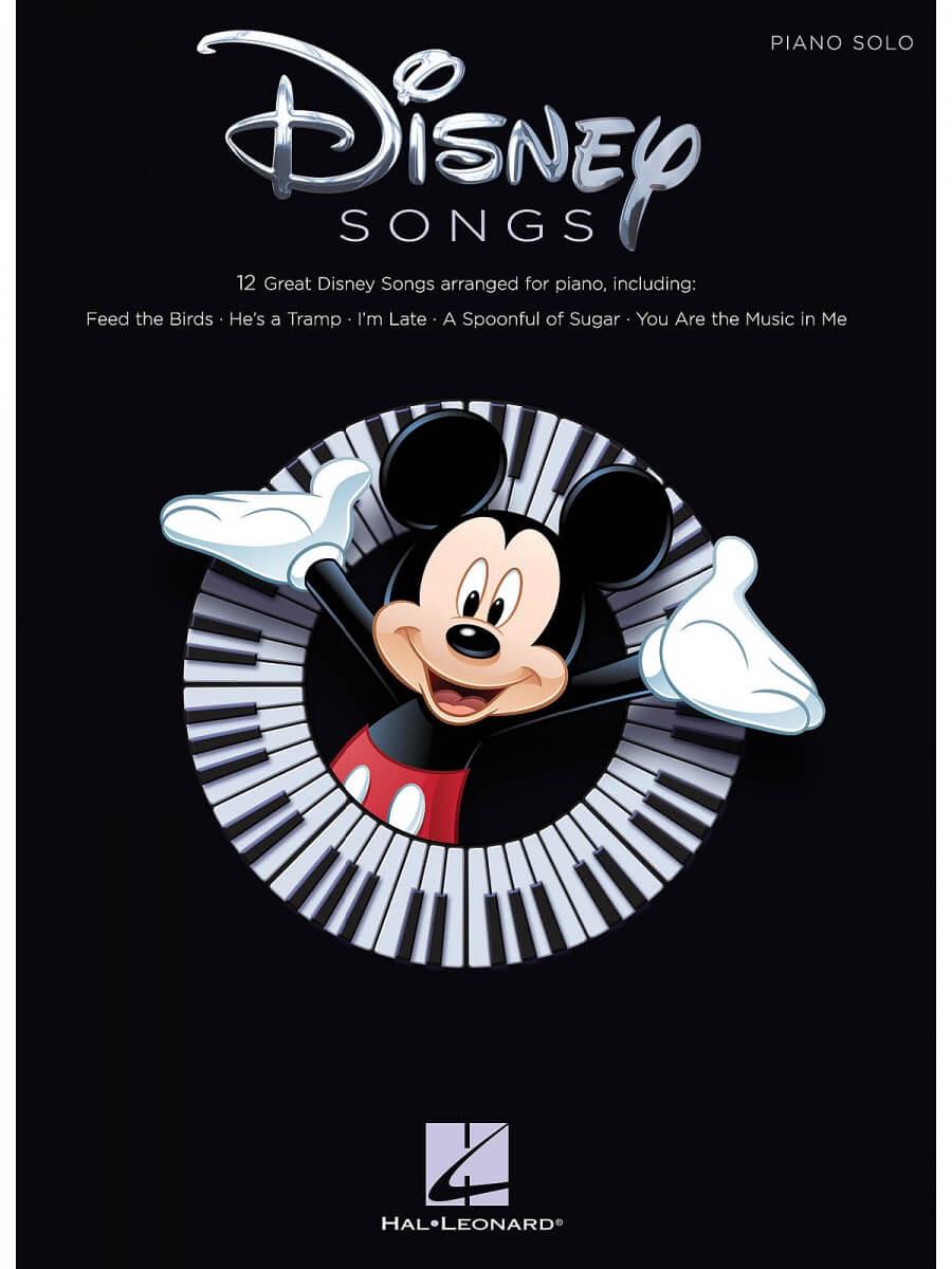 Disney Songs. Piano solo