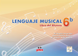 Lenguaje Musical Vol.6b Alumno. SARGET