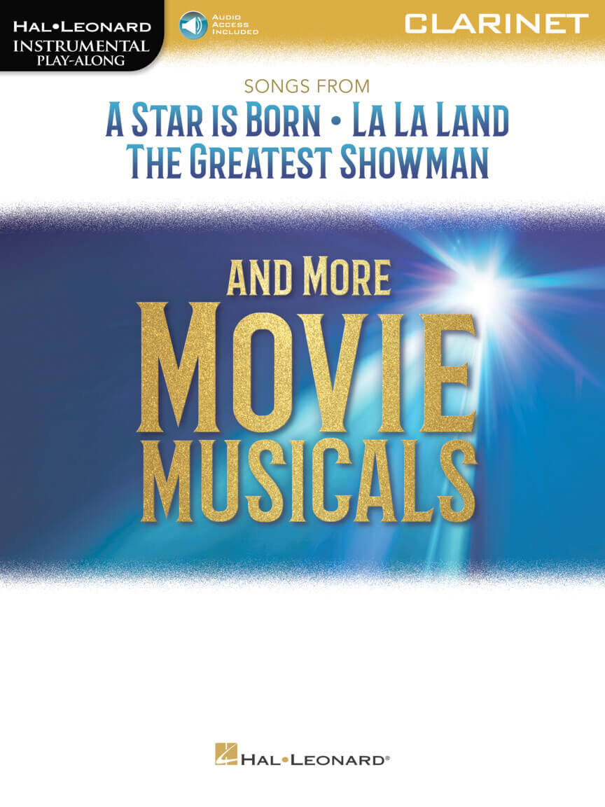 Songs from Movie Musicals. Clarinete