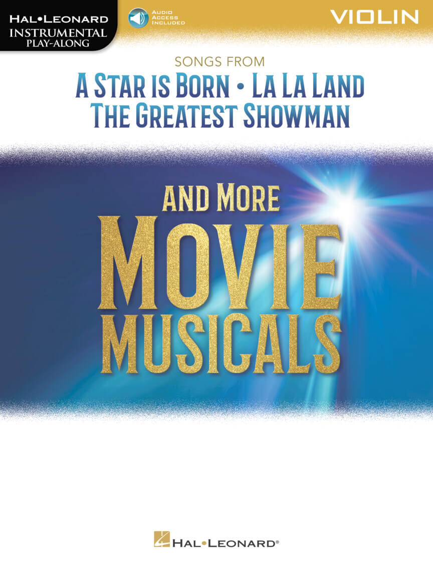Songs from Movie Musicals. Viola