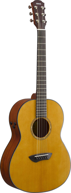 Guitarra Transacústica Yamaha CFS-TA Vintage Tinted