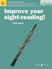 Improve your sight-reading! Oboe Grade 1-5 New