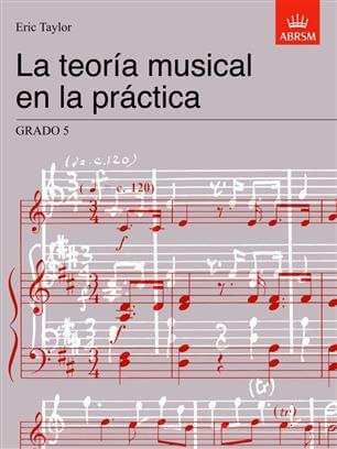 La teoria musical en la practica Grado 5